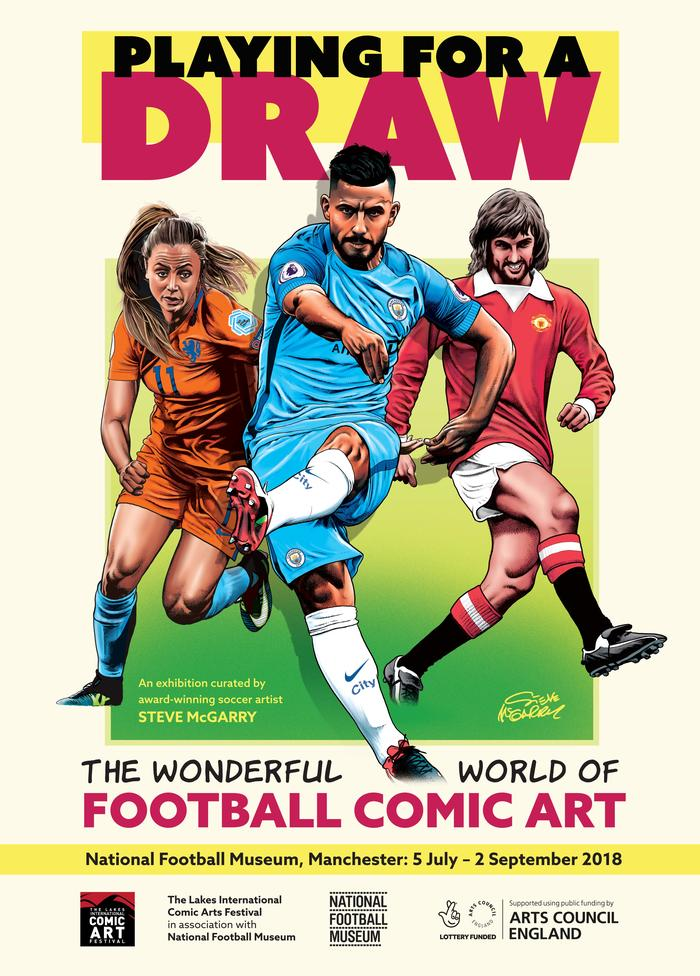 Playing for a Draw | Lakes International Comic Art Festival